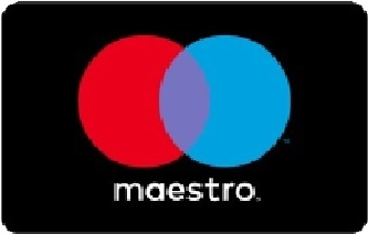 Maestro ist ein internationaler Debitkarten-Dienst (EC). Die Transaktions Gebühr beläuft sich auf 2,5 % des  Gesamtbetrags. Diese Zahlungsmethode mittels sum up ist nur bei pers. abholung verfügbar.