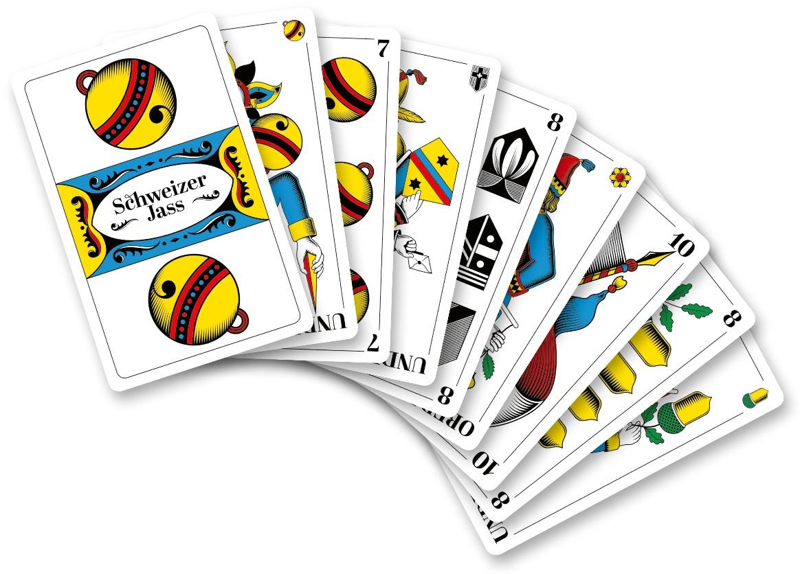 Deutschschweizer Jass Karten